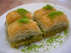 Baklava, an authentic Greek dessert