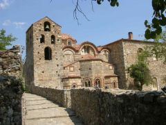 Mystras, the amazing Byzantine Despotate of the Morea