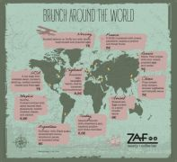 ZAF Brunch Around The World