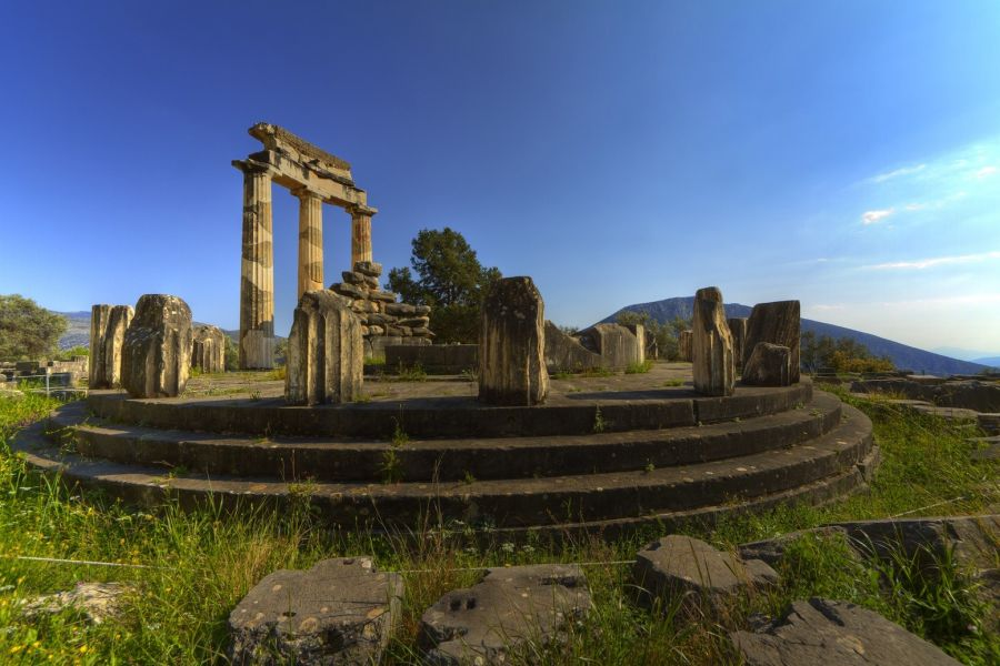 Delphi: A not to be missed Greek site!