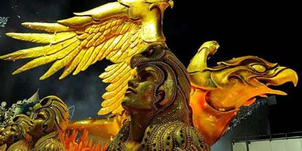 Καρναβάλι του Ρίο ντε Τζανέιρο, ο βασιλιάς των καρναβαλιών