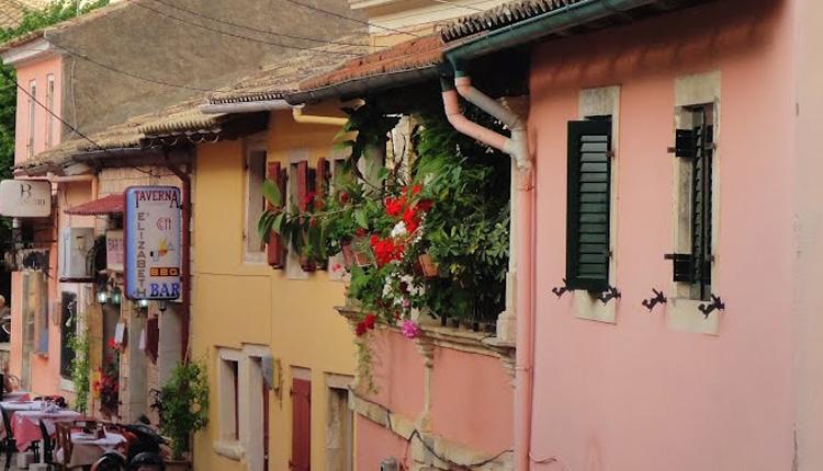 Κέρκυρα: Χωριά - Οικισμοί
