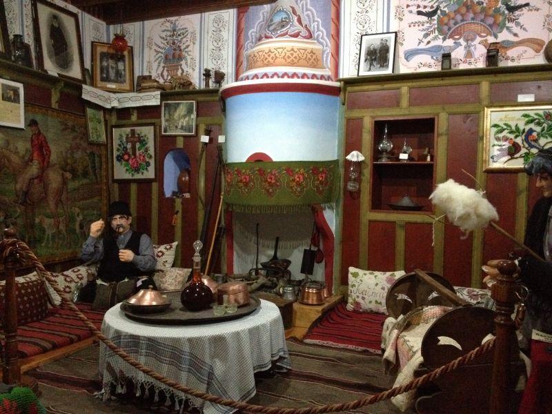 Λαογραφικό και Ιστορικό Μουσείο Αμπελακίων Λάρισας