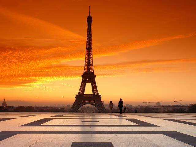 Παρίσι, η πόλη του φωτός!
