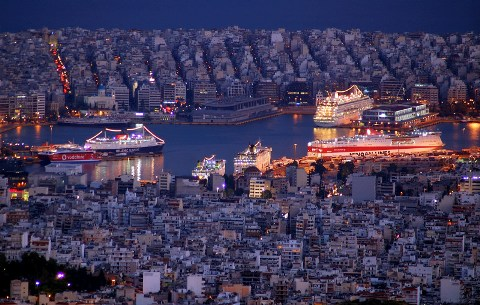 Piraeus, the port of Attica