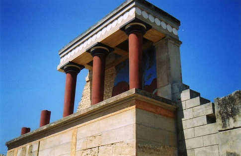 Knossos, one of the greatest Greek sights...