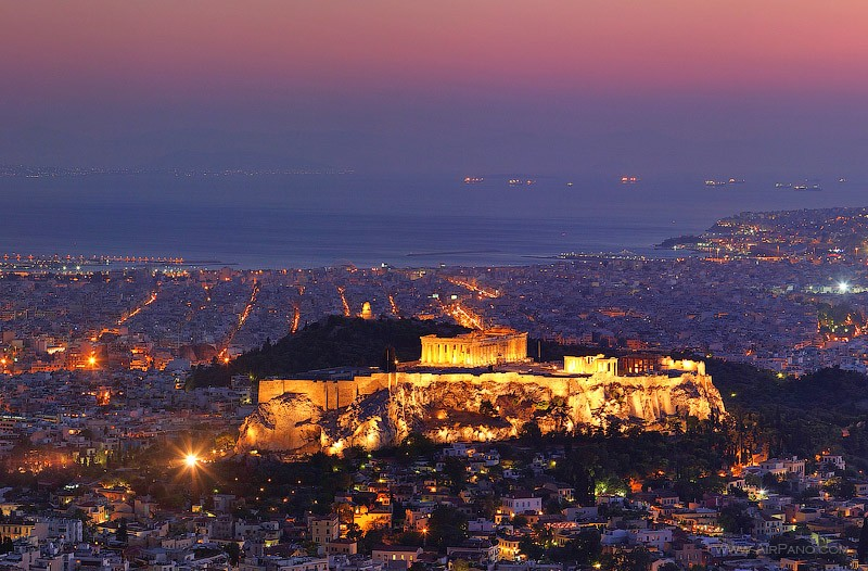 Travel to the historical city of Athens