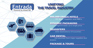 Entrada - Unifying the travel industry