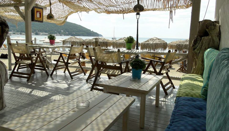Kanali Beach Bar - Poros
