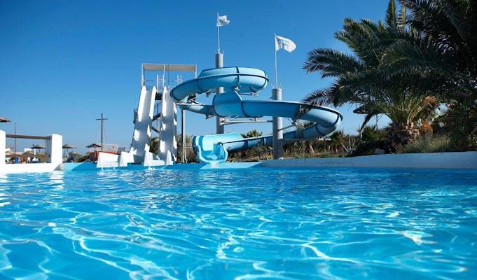 Water Park 01 santorini waterpark