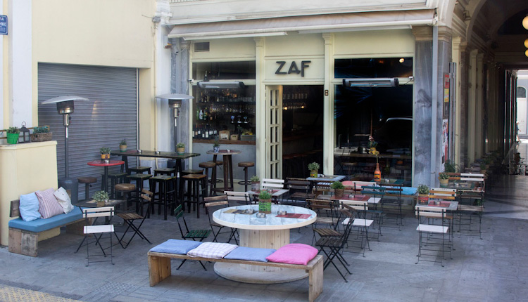 Zaf Cafe Bar